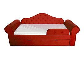Кровать-диван  Мелани/Melani. ТМ Viorina-deko. (Красный)