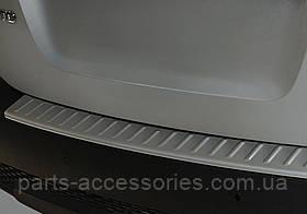 Kia Sorento 2011-13 накладка на задний бампер новая оригинал