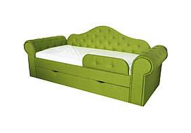 Кровать-диван  Мелани/Melani. ТМ Viorina-deko. (Лайм)