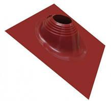 Проходник для крыш угловой SILICON BROWN 200-300мм