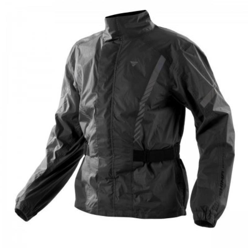 Дождевик куртка Shima Black