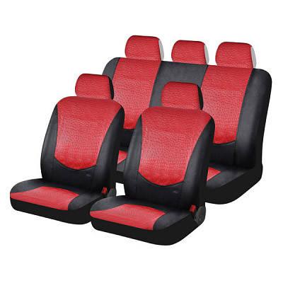 Чехлы для автомобильных сидений Hadar Rosen EXOTIC Красный 10416, фото 2
