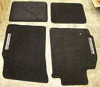 Mitsubishi Lancer Evolution IX 9 коврики велюровые передние задние новые оригинальные