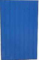 Профнастил ПС-8, Альбатрос цвет: синий 2 м Х 0,95м