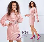 """Жіноче плаття з вельвету """"Monica"""", фото 2"""
