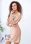 """Жіноче плаття з вельвету """"Monica"""", фото 5"""