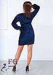 """Жіноче плаття з вельвету """"Monica"""", фото 10"""