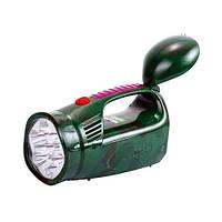 Фонарь переносной YAJIA 2809, 13+9LED,качественные фонари,налобные фонари, ручные фонари,фонари Yajia, комплек