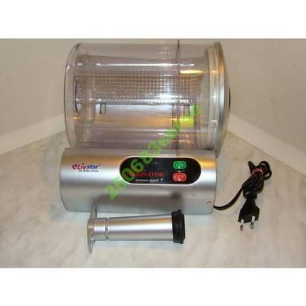 Вакуумный экспресс маринатор бытовой 9 MINUTE для мариновки продуктов, фото 2