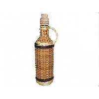 Декоративная бутылка для кухни