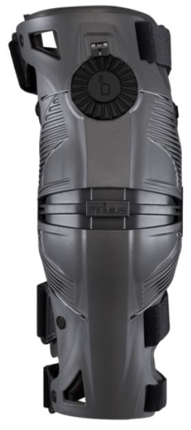 Наколенники Mobius X8 Storm серый / черный, M