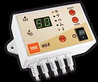 Комплект автоматики -  контроллер MTS 8 + вентилятор, фото 1