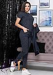 """Жіночий прогулянковий костюм з ангори """"Roland"""", фото 4"""