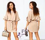 """Літнє плаття з поясом """"Fiona"""", фото 3"""