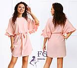 """Літнє плаття з поясом """"Fiona"""", фото 4"""