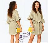"""Літнє плаття з поясом """"Fiona"""", фото 7"""