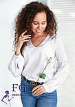 """Блуза з об'ємним рукавом """"Adel"""", фото 9"""