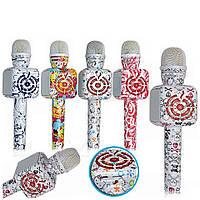 Беспроводной караоке микрофон 2 в 1 Love Echo YL-200, фото 1