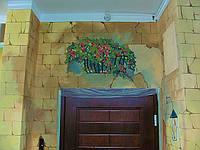 Художественная роспись Оформление входных дверей