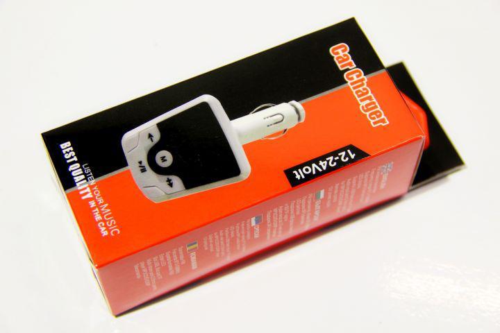 Фм модулятор MP3 HZ-S11
