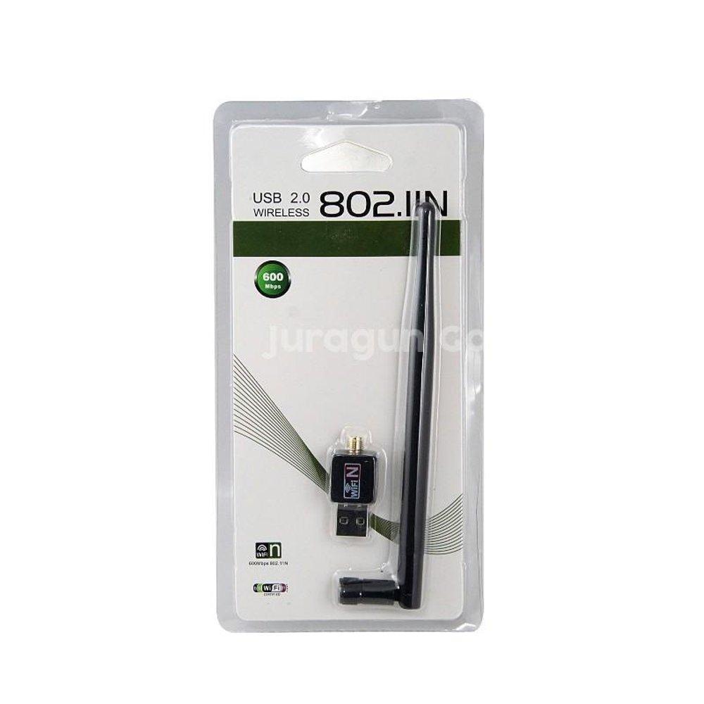 Скоростной USB WIFI 900M 802.11n мини Wi-fi адаптер с антенной