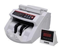Машинка для счета денег Bill Counter 2018 c детектором UV и выносным дисплеем