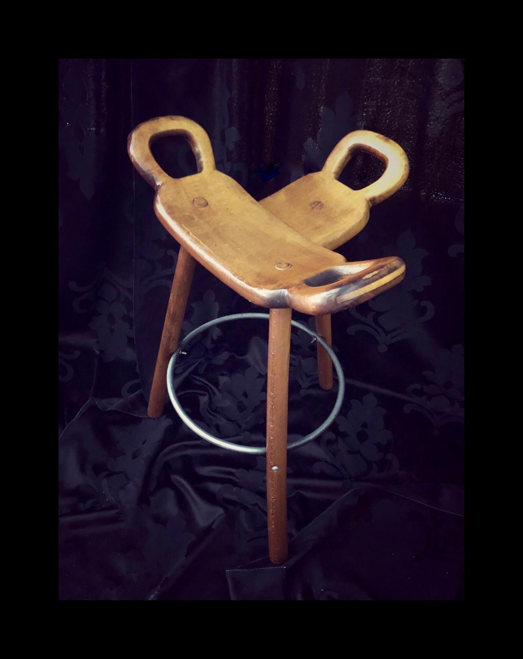 Барні стільці з дерева. Німеччина