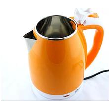 Электрический чайник DOMOTEC MS-5022 оранжевый 1.8 л