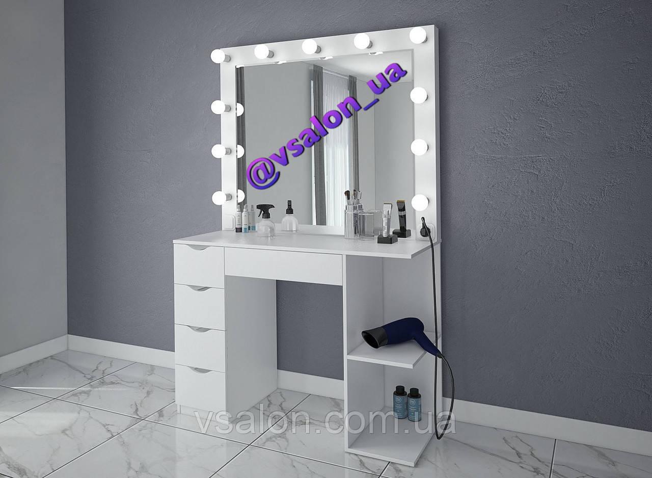Стіл з дзеркалом для макіяжу V558
