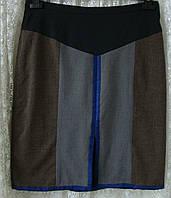 Юбка элегантная легкая демисезонная миди бренд Bonprix р.50 3871