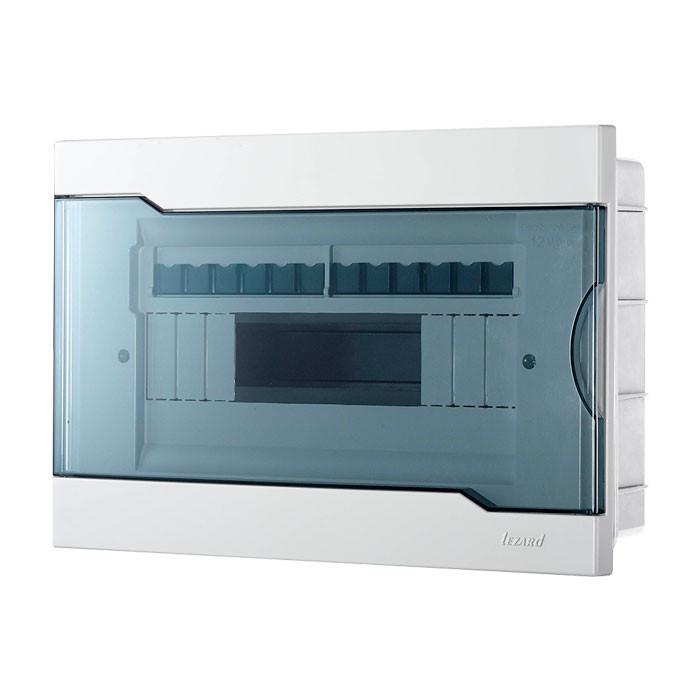 Бокс под автомат внутренний 12-ти модульный Lezard 730-1000-012 - Онлайн-Гипермаркет Проводок в Киевской области