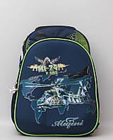 Ортопедичний шкільний рюкзак для хлопчика / Ортопедический школьный рюкзак для мальчика