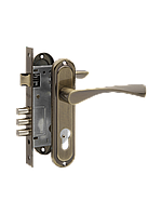 Комплект ручки Браво и Замка 6240 3R
