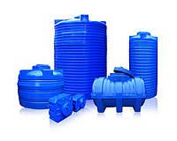 Производство, продажа пластиковых емкостей, баков, бочек для воды, сыпучих материлов, топлива, химических веществ