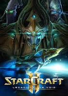 Игра Starcraft II: Legacy Of The Void [PC, Jewel, русская версия]