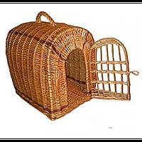 Корзина для животных с дверкой, фото 1