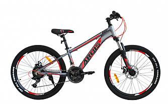 """Велосипед ARDIS COLT 24"""" MTB AL Серый"""