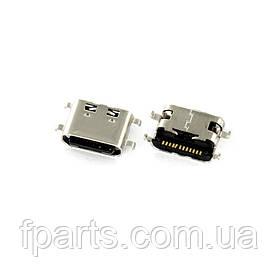 Коннектор зарядки Meizu X, Umidigi A1 Pro (Type-C)