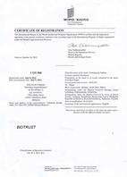 Міжнародна реєстрація торгівельної марки (ТМ, товарного знаку)