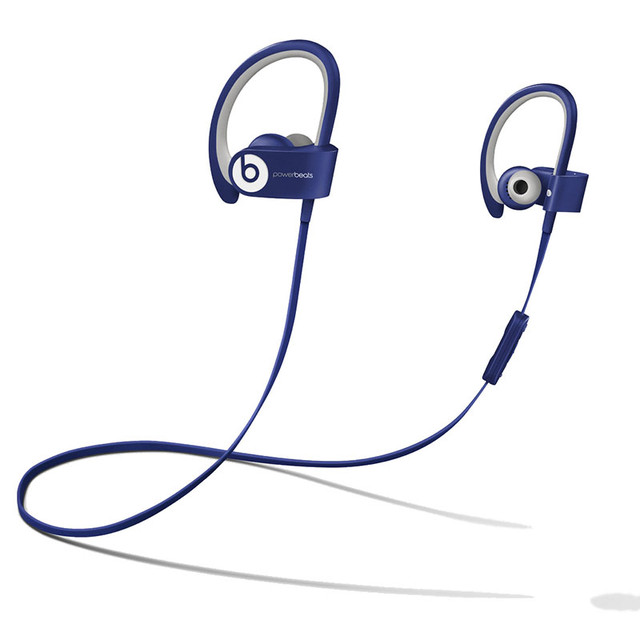 Наушники Beats Powerbeats 2 Wireless Blue