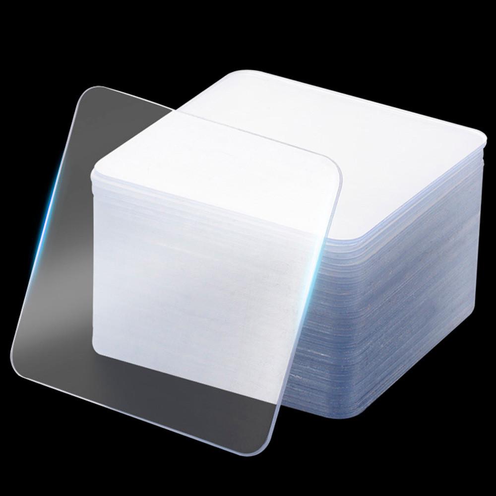 Нано лента Ivy Grip Tape - наклейки (6см*6см*1,5мм) 10 шт