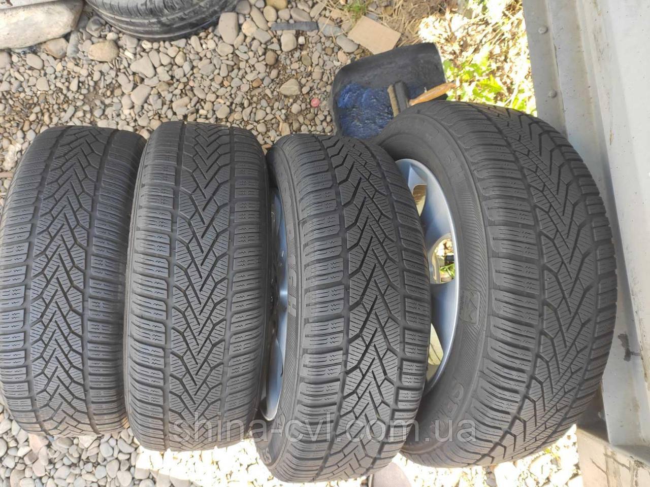 Зимові шини 205/60 R16 92H SEMPERIT SPEED-GRIP2