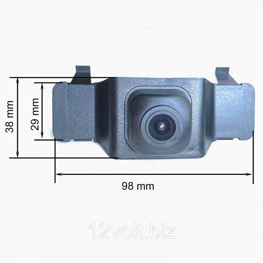 Камера переднего вида Prime-X C8259 (TOYOTA Corolla 2019)