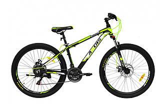 """Велосипед гірський Ardis Hiland 24"""" MTB AL Зелений"""