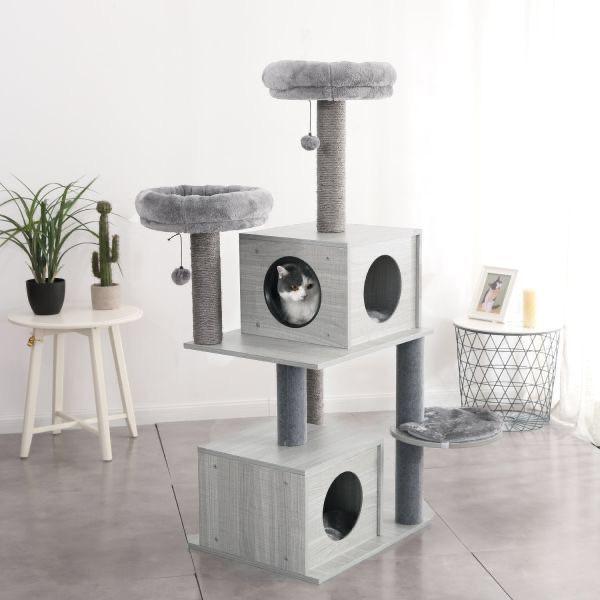 Меблі і когтеточки для кішок