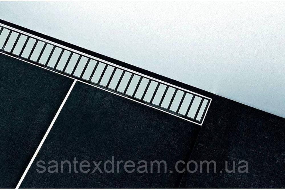 Душевой канал TECE Linus 700 мм, с решеткой Straight, 15100070