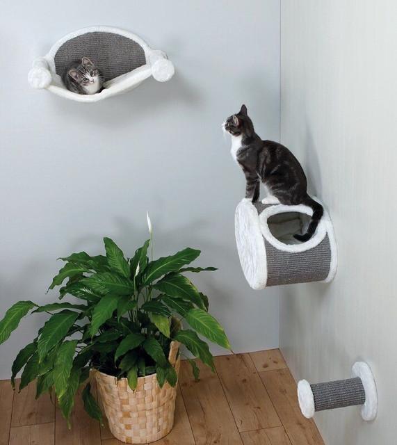 Меблі і будиночки для кішок