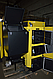 Пеллетный котел для дома Kronas Combi 35 кВт с автоматической подачи топлива и блоком управлением, фото 6