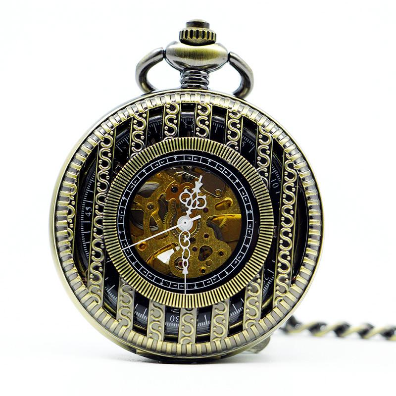 Механічні кишенькові годинники YISUYA №1175