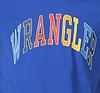 Футболка Wrangler - Cobalt Blue, фото 2